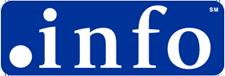 .info registry logo