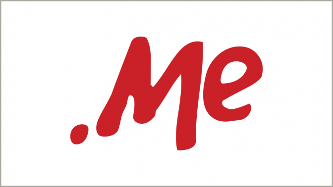 Dot ME domain logo.